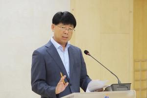 하남시, 이광범 문화복지국장'하남 국민체육센터 증축사업'본격 추진