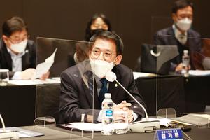 용인시의회 김기준 의장, 4개 특례시 시장·국회의원·시의회 의장 간담회 참석