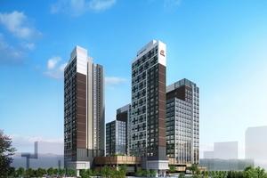 현대엔지니어링, '힐스테이트 동탄역 멀티플라이어' 오피스텔 9일(금) 견본주택 오픈