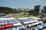 성남 어린이 경제 벼룩시장 시청 광장서 열려