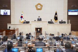 용인시의회, '용인 반도체 클러스터 일반산업단지'의 성공적 상생협력 협약 동의안 의결
