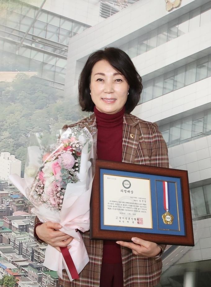 성남시의회 김선임 경제환경위원장